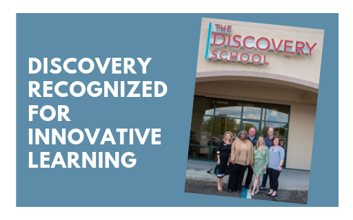 Discovery Recognized for Innovative Learning